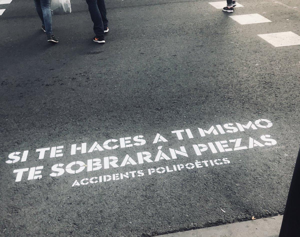 Allá dónde se cruzan los caminos. Madrid #adiósterrícolas