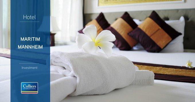 #Deal der Woche: #Mannheim. Die Württembergische Lebensversicherung AG hat das denkmalgeschützte Maritim #hotel in Mannheim an die Pro Concept AG veräußert:  t.co/fLYi7aiLFc