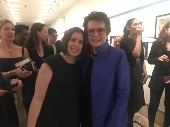 Happy Birthday Billie Jean King!!!