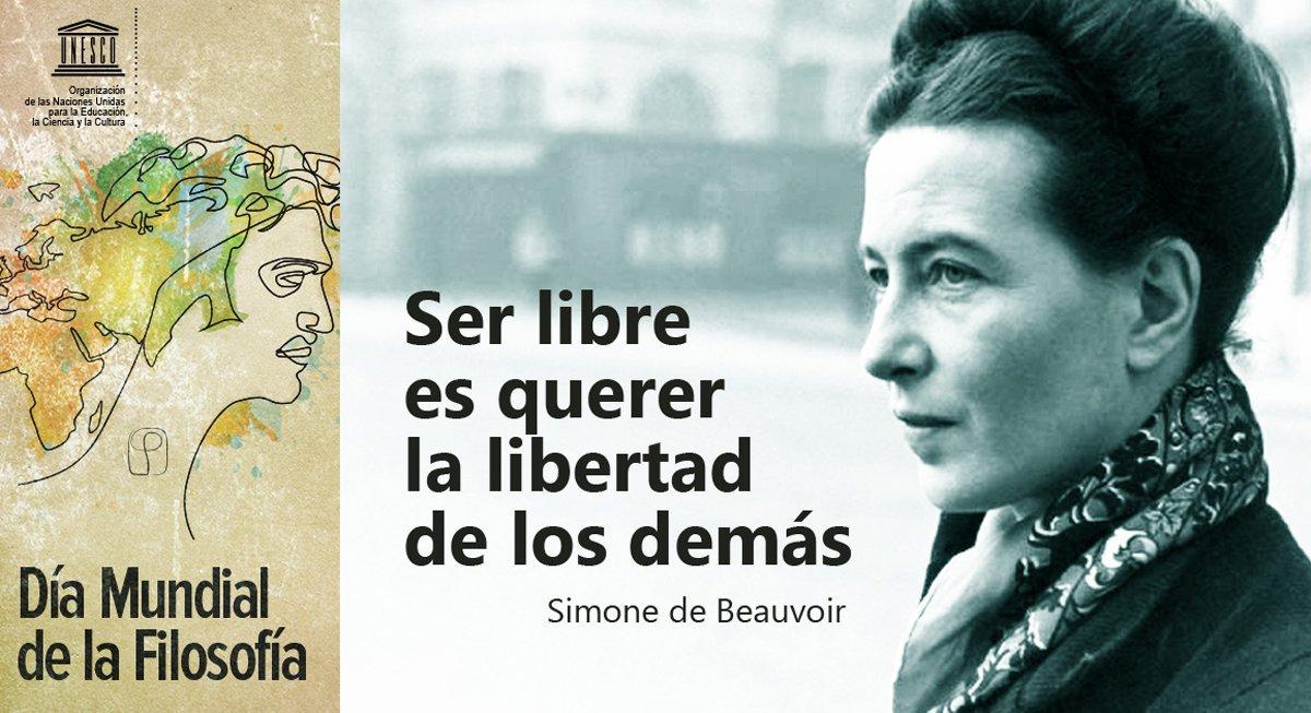 UNESCO en español's photo on #DíaMundialDeLaFilosofía