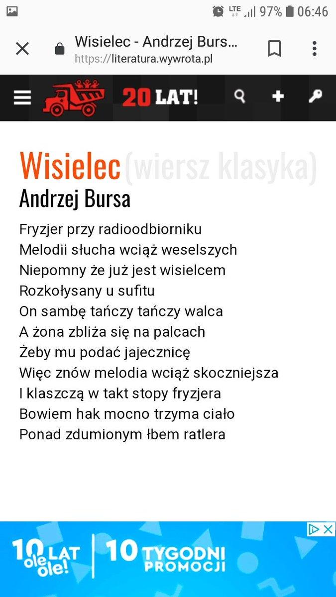 الوسم Andrzejbursa على تويتر