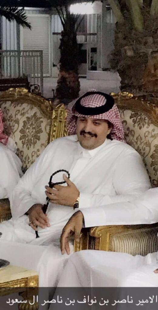 صور الأمير ناصر بن نواف بن ناصر Nasar Ibn Noaf Twitter