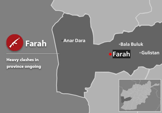 Heavy Clashes Ongoing In #Farah Province #Afghanistan https://t.co/vW4fd99IsJ