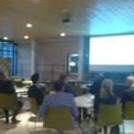 @TFdeJonge - Goed gevulde zaal met Barendrechtse ondernemers bij het ontbijt @EnergiekeRegio #Barendrecht https://t.co/RBBFouM9QC