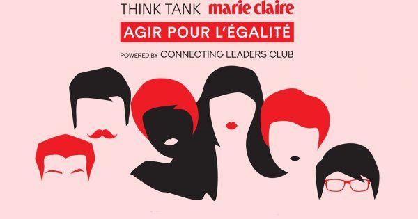 Ce matin en direct de @SalesforceFR Marie Claire lancent sa 2ème session #ThinkTankMC sur l'égalité femme-homme autour de l'éducation et de la transmission. En partenariat avec @natixis , @CSPFormation , @radiofrance  et #lorealbeautyforall. Plus d'infos : https://t.co/Q30P3VO3eX