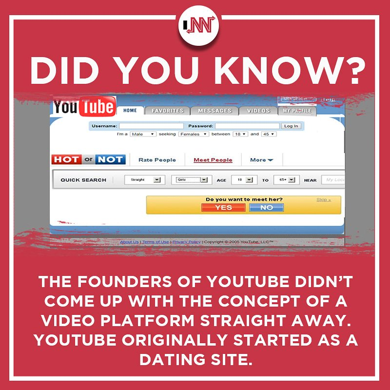 dating apps youtube