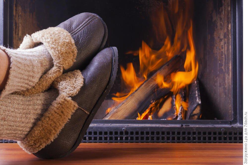 Уют и тепло картинка