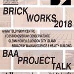 Image for the Tweet beginning: Join us for #Brickworks #Brumarchitecture