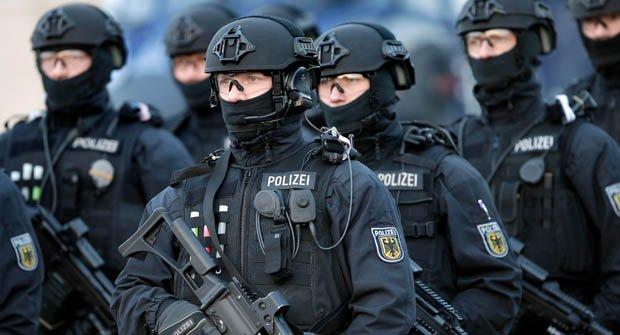В Германии пресечена попытка государственного переворота Фото