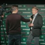 Image for the Tweet beginning: Mika Häkkinen: Tunteet saa näyttää,