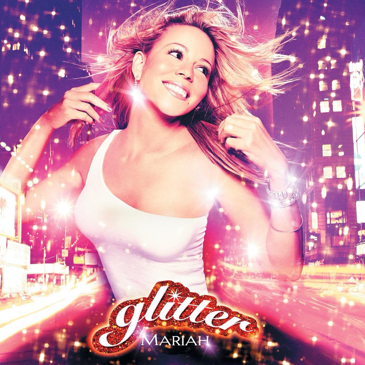 I have to dedicate today's #tbt to Glitter, which is currently #1 on the iTunes albums chart, 17 years after its release and on the eve of my new album release! My fans are THE BEST 💖💖💖 #JusticeForGlitter!! LET'S GO #CAUTION⚠️