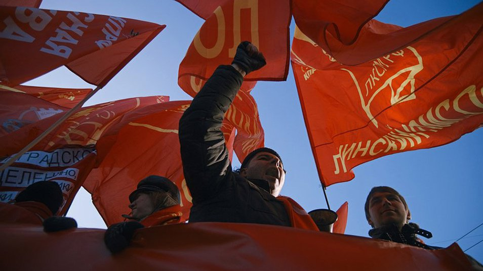 #OpEd Is communism making a comeback in Russia? Don't confuse left-leaning protest with an appetite for socialist revolution, writes @AndrKolesnikov https://t.co/fqfOcB2bS5