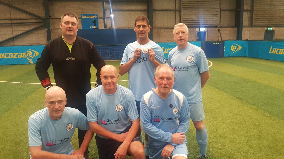 Man City at the Wigan Walkers #walkingfootball tournament today <br>http://pic.twitter.com/tNsMzb0gYe