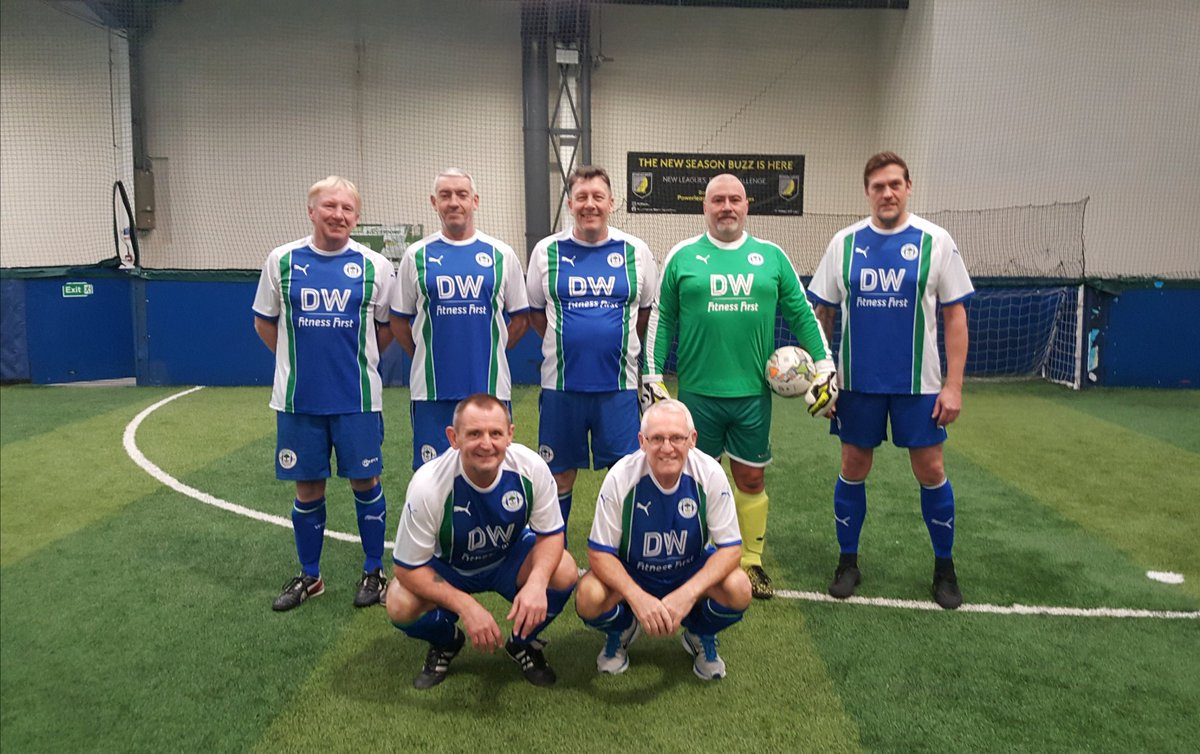 @LaticsCommunity Walking Football team at the @wiganwalkers Over 50&#39;s event today. @thewfauk  #walkingfootball <br>http://pic.twitter.com/KbPuvu3oPO