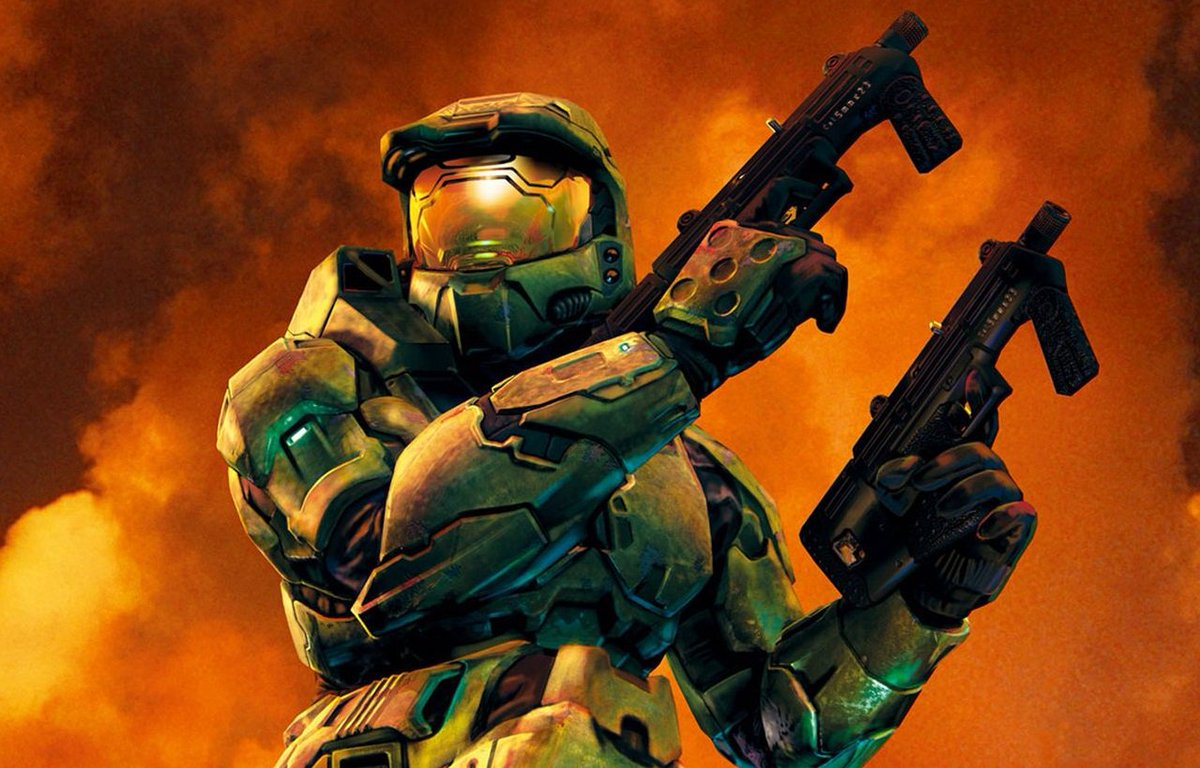 あの日君が見せたゲームのデモシーンは、製品版には実装されなかった。幻の『Halo 2』E3 2003デモが公式配信で再披露へ https://t.co/mdWi7fCGQc https://t.co/BhGS7Yutqh