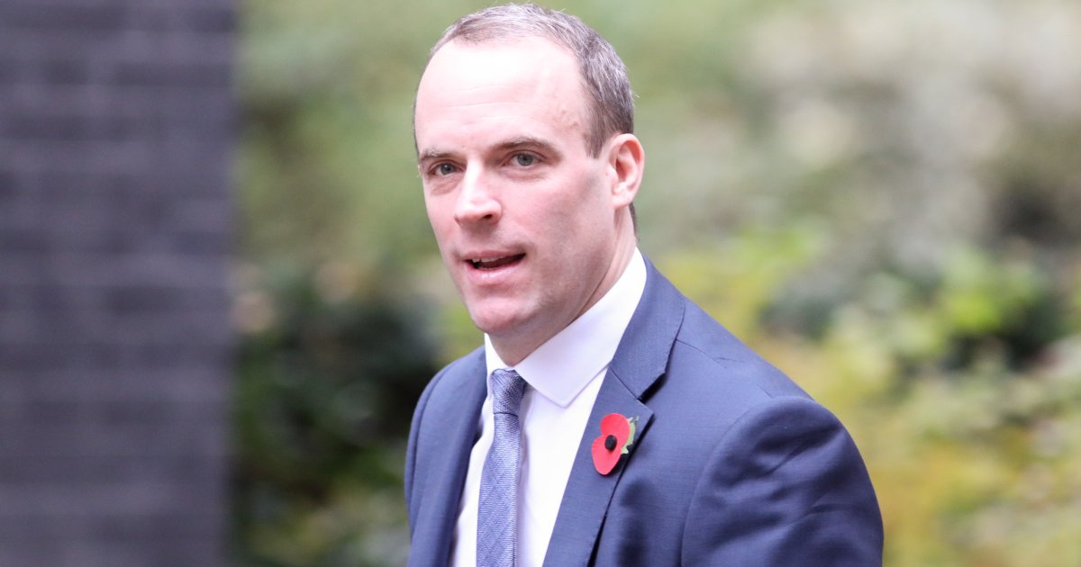 BREAKING: Dominic Raab resigns as Britain's Brexit Secretary in a major blow for Theresa May. The pound falls sharply https://t.co/8vDbpejfWC