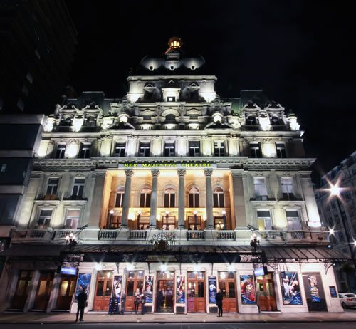Amazing West End Job. Deputy Chief Electrician required to join Her Majesty's Theatre, home to the timeless classic The Phantom of the Opera. Find out more here...  http:// bit.ly/2OGTNX4  &nbsp;  <br>http://pic.twitter.com/VW9PLWlEoq