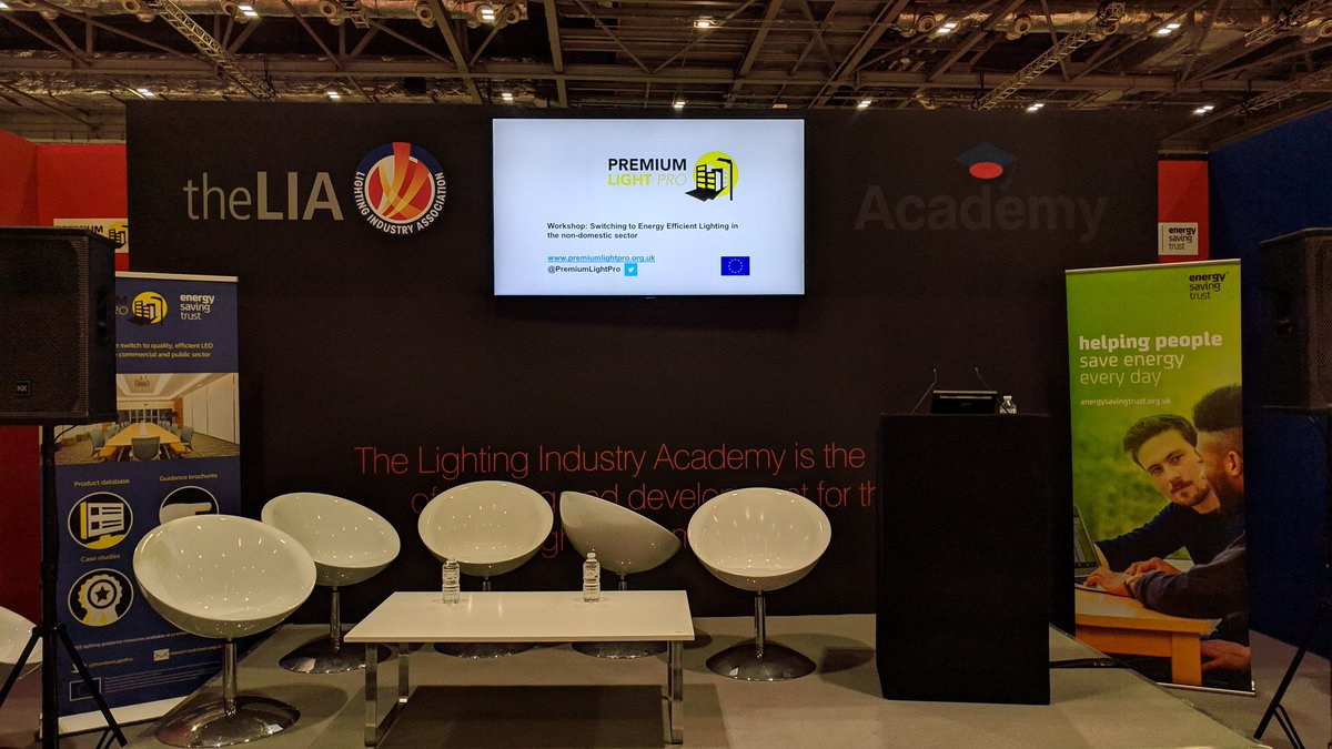 Lighting Industry On Twitter O Day 2 Luxlive2018 From