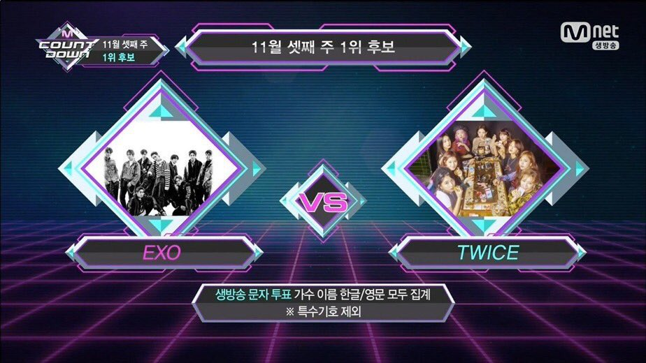 VOTE EXO ON MCOUNTDOWN   1. Change Korea time in your phone setting   2. SEND EXO to  one of these  (+822336 or 00822336 or 011822336  or +820102336 or #2336)  one Phone number not work , try to send another one  <br>http://pic.twitter.com/ZxYyxB3Y9P
