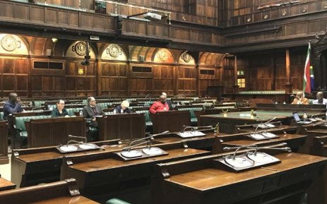 BREAKING NEWS: MPs adopt report to allow for land expropriation without compensation: https://t.co/AKaXw08Xep #LandExpropriation