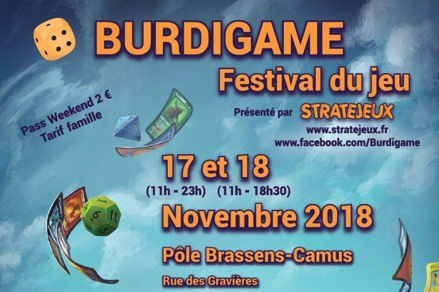 Le festival Burdigame, c'est ce week end à #Lormont et il y a des cadeaux à gagner sur @RTL2_Bordeaux ! #jeux #festivaldujeu #famille #enfants #Bordeaux #gironde twitter.com/RTL2_Bordeaux/…