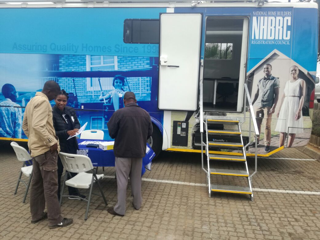 test Twitter Media - Our #NHBRCMobileOffices enable us to attend to Consumer Complaints, Homebuilder Registrations and Home Enrolments.  Today we're in...  Emfuleni Municipality: Venue: Cashbuild, Tshepiso Crossing  Mbhashe Municipality: Venue: Dutywa Townhall  @The_DHS @GP_DHS @EmfuleniLM @ecdhsnews https://t.co/U1KoTu4bYB