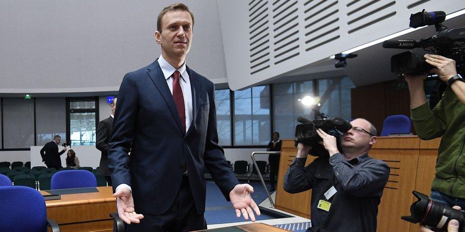 La CEDH condamne la Russie pour les arrestations multiples de l'opposant russe Navalny https://t.co/D1nxuByP3p