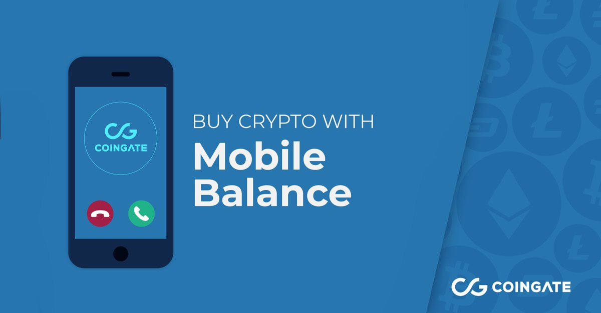 buy crypto with mobile credit
