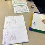 Image for the Tweet beginning: Practising using the alphabet in