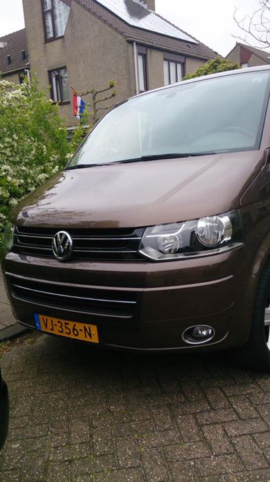 Weer Volkswagen Transporter gestolen https://t.co/qeQe4RZsXd https://t.co/CXzDkiY9z9