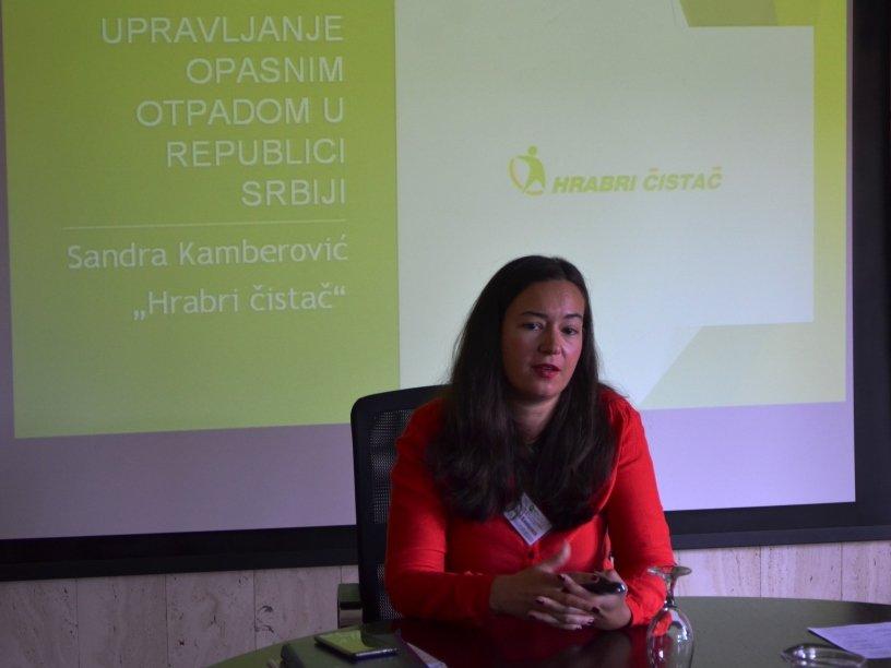"""test Twitter Media - #SandraKamberovic o #OpasnomOtpadu na treningu #OdgovornoUpravljanjeOtpadom o problemima opasnog otpada i rešenjima koje nude odgovorne i stručne kompanije okupljene u @hrabricistac #OpasanOtpad zahteva """"opasno"""" znaje i veliku odgovornost https://t.co/QuHAmzTabA"""