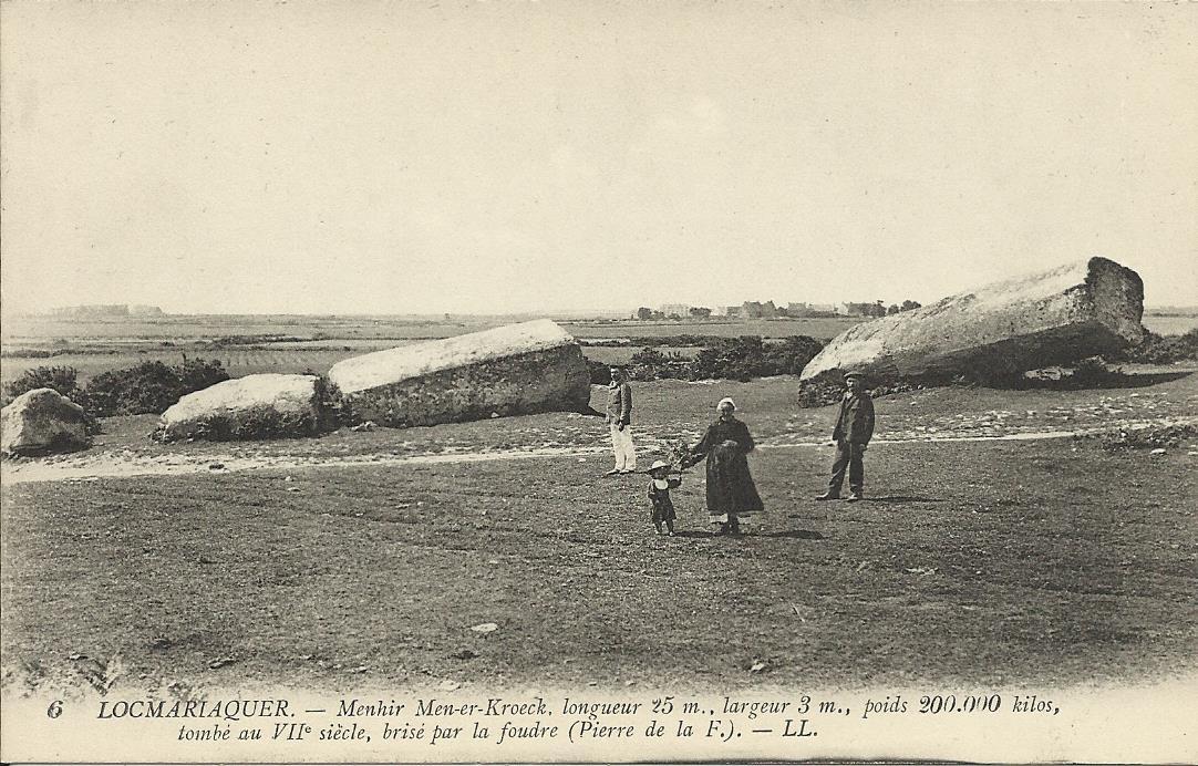 Frenchpostcardsofmegaliths's photo on #FolkloreThursday