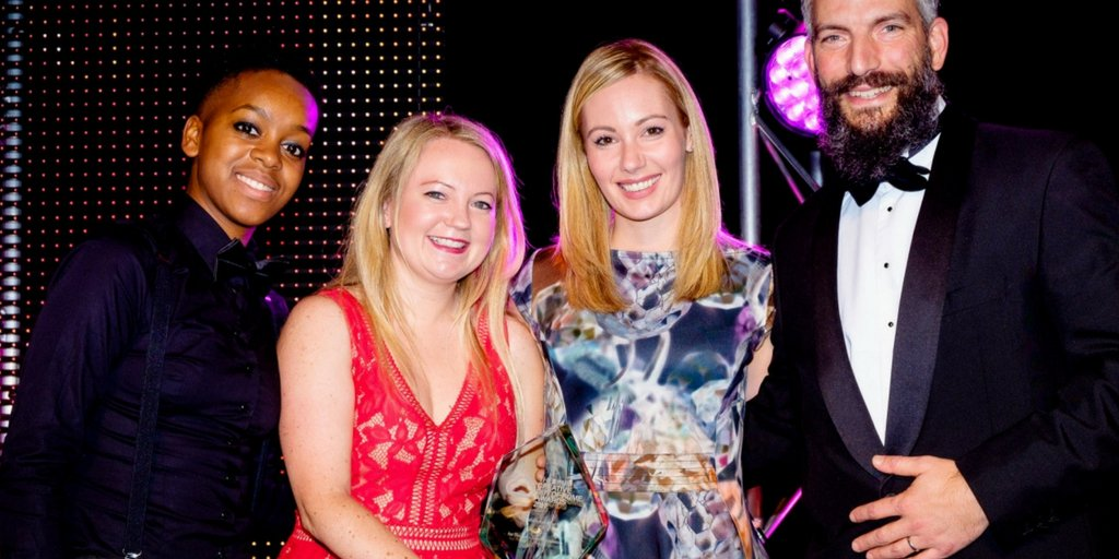 We go all out when it comes to awards with a drinks reception, 3-course meal, wine & entertainment all included in your ticket price.   Book your tickets for The Drum OOH Awards at London's Emirates Stadium on Wednesday 21 November here:  https://t.co/t5ZhDPrV8p#TheDrumAwards
