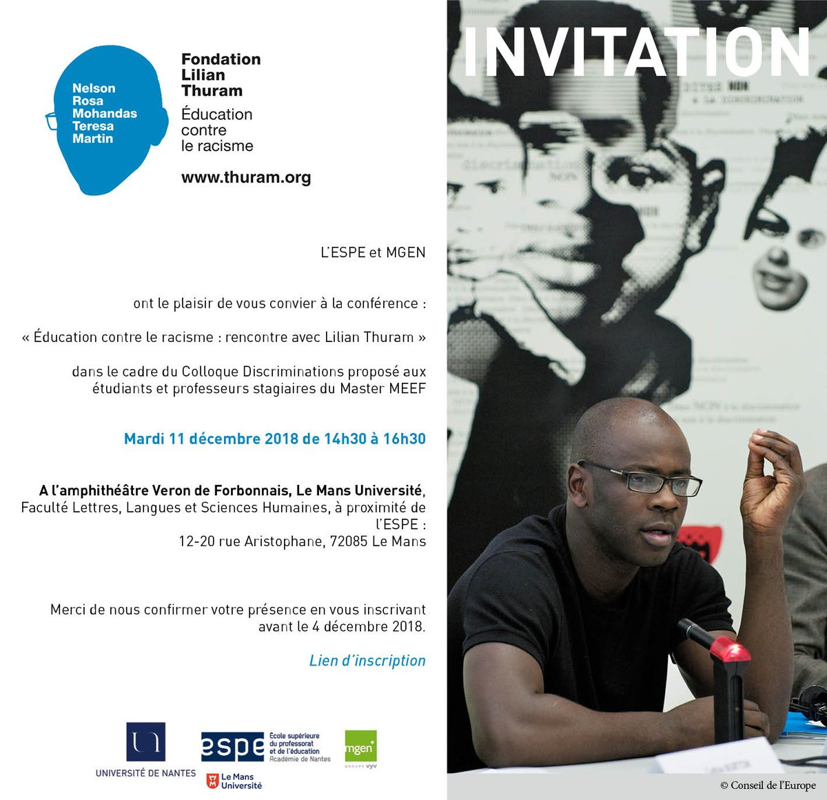 la discrimination site de rencontre SMS application de rencontres
