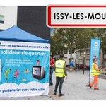 Image for the Tweet beginning: Nouvelles #CollectesSolidaires @Issylesmoul en partenariat