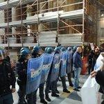 Salvini a Napoli Twitter Photo