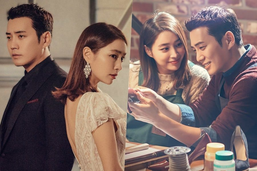 Kdrama On Twitter Lee Min Jung And Joo Sang Wook Are