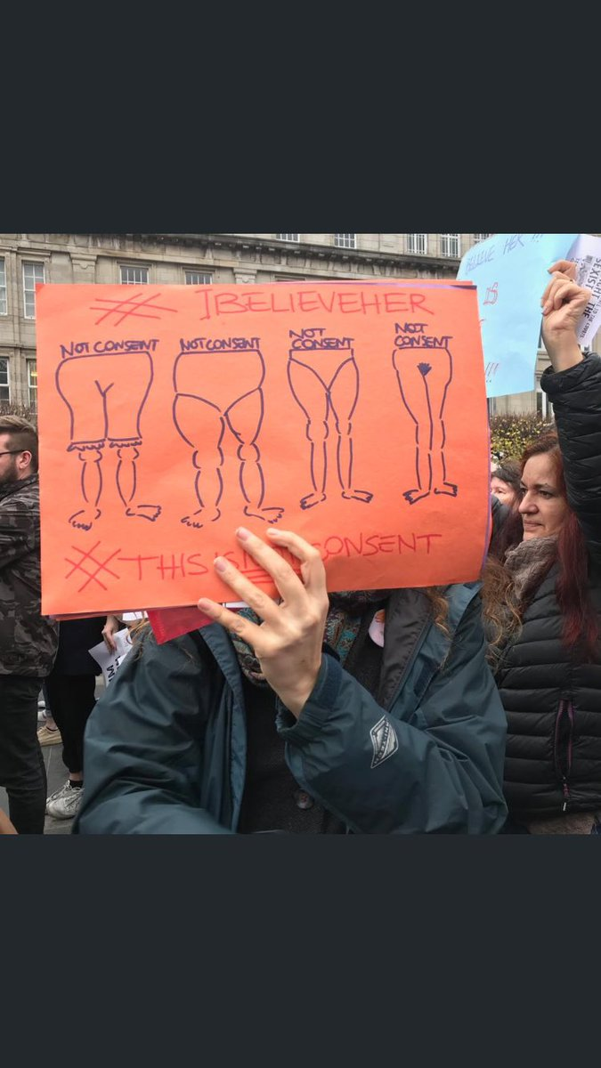 Well done to the protestors in Ireland #ThisIsNotConsent