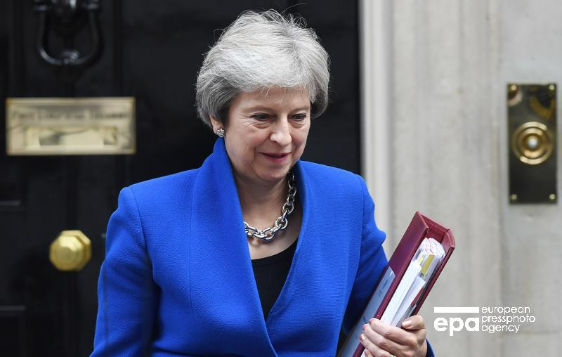 Сделка с ЕС обеспечивает Британии беспрецедентные условия сотрудничества с ним, заявила Мэй: https://t.co/k4XhJaVXQ9