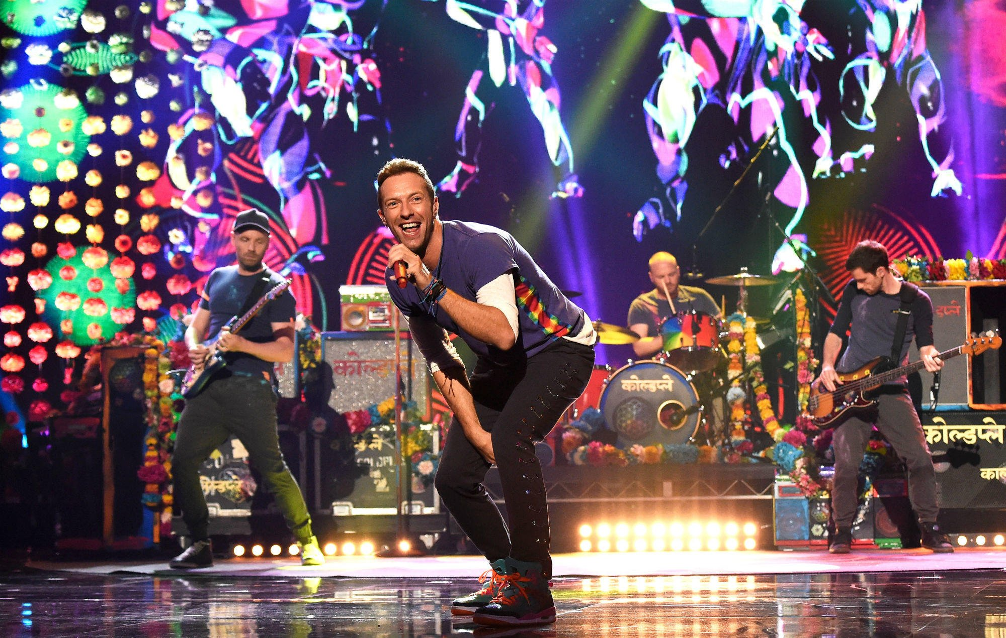 Coldplay to return next year with 'surprising' new album https://t.co/lOf9gRQgqi https://t.co/zw3IWfZdA5