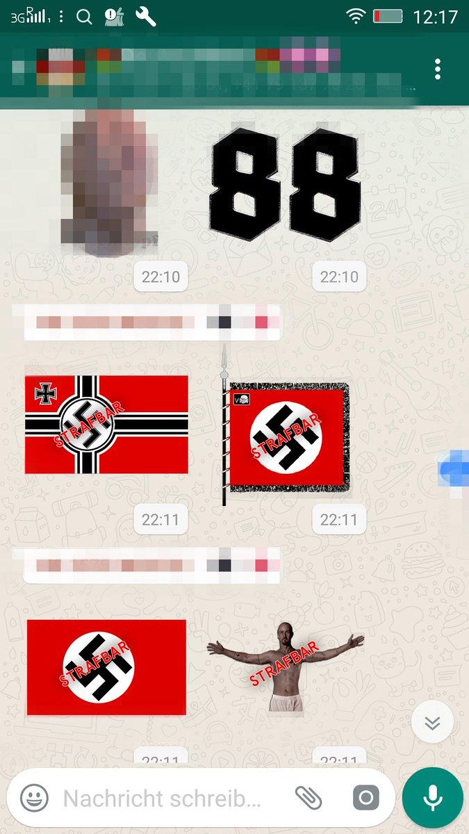 Hitler Sticker Whatsapp