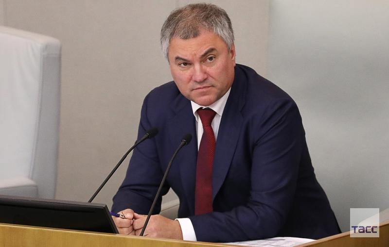 Володин рассказал, по каким расценкам работает столовая Госдумы: https://t.co/zoDJJFsXah