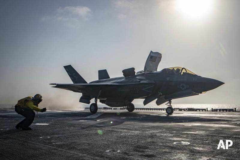 Великобритания закупит у США 17 новых истребителей F-35B: https://t.co/sRZbpV0xvr