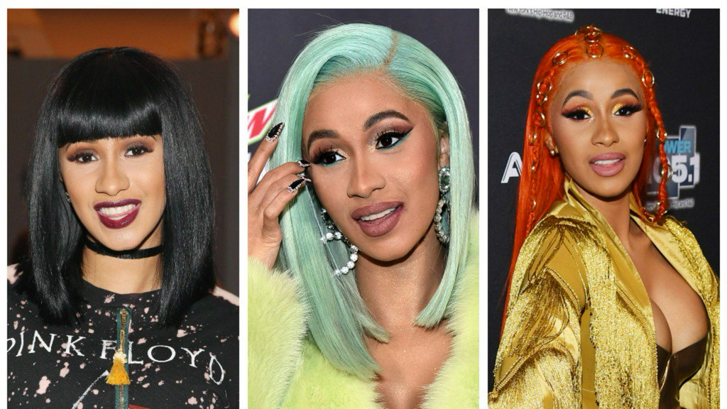 Don't Worry, We Kept Track Every Time Cardi B Changed Her Hair Color https://t.co/CU71V2dmZ8