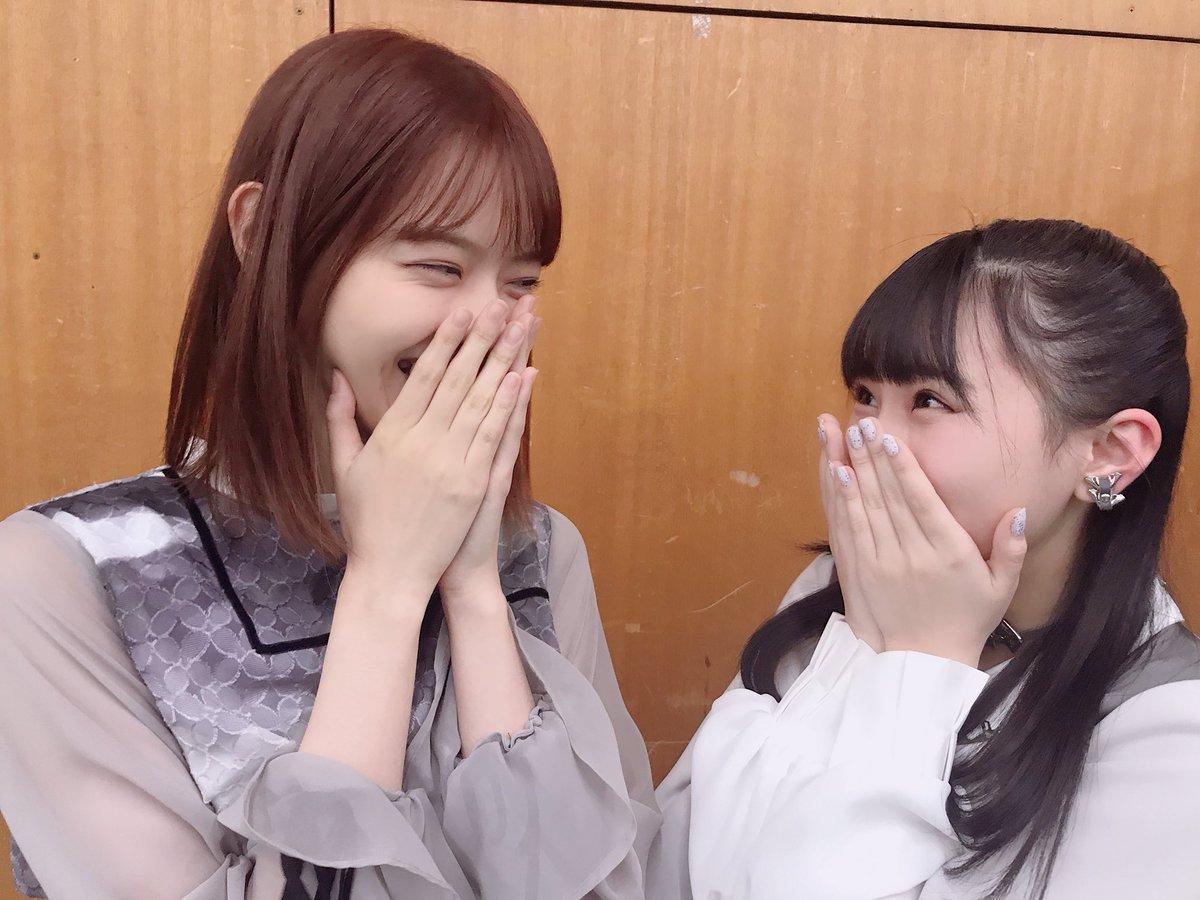 今日なんと…まなったんさんのおかげで、ななせまるさんとお写真撮れました✨初めて手が震えました…。 #乃木坂46 さん大大大好きです???