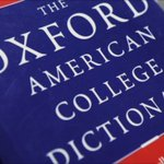 Oxford Dictionaries Twitter Photo