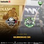 Image for the Tweet beginning: Florbols atgriežas Ulbrokas Sporta Kompleksā!  Šo