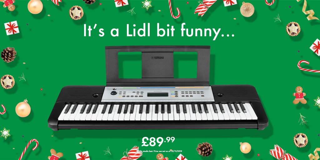 Just because you don't have £872 to spend on a piano, doesn't mean you can't be the next Elton. #EltonJohnLewis https://t.co/TakObmWfqr