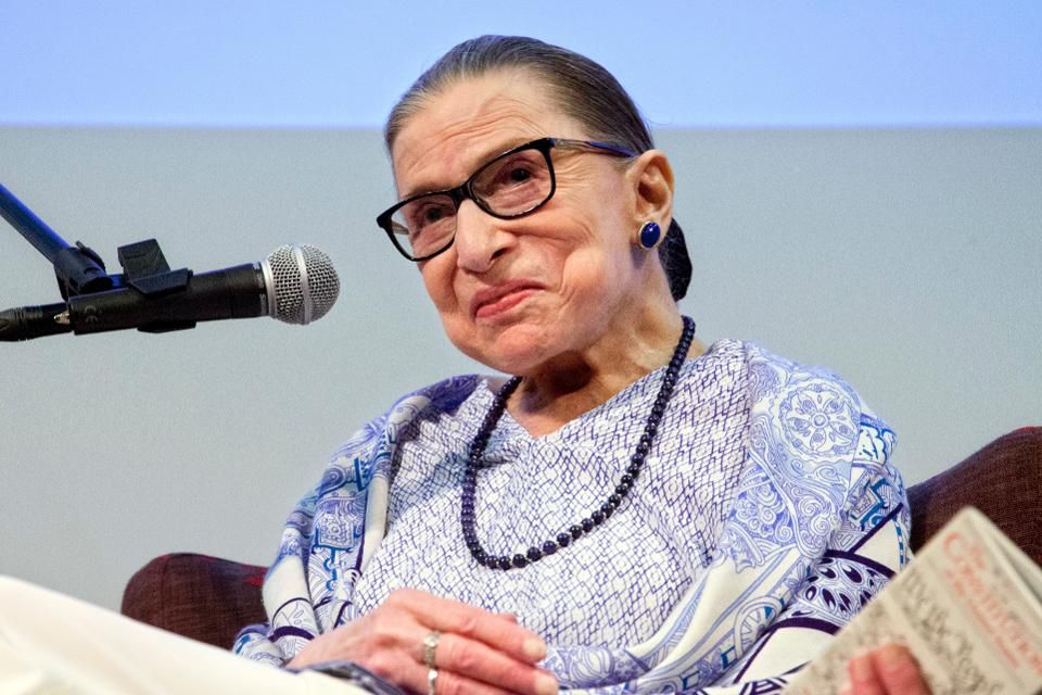 3 lessons you can learn from Ruth Bader Ginsburg about ambition https://t.co/kMn4cNTYYk