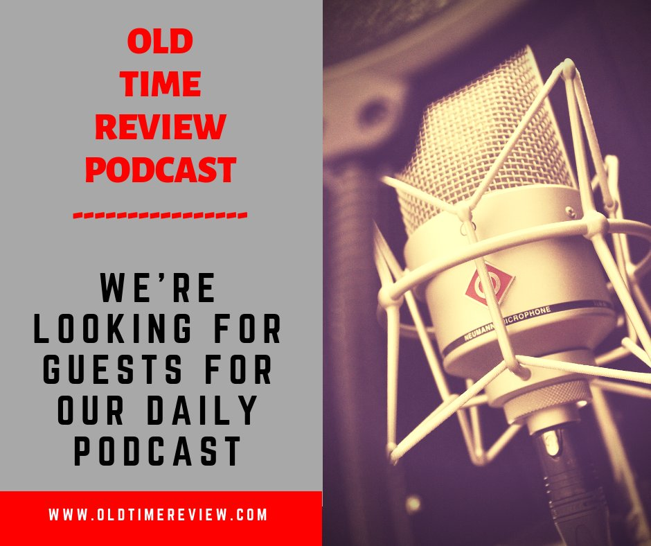 oldtimereview hashtag on Twitter